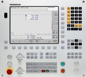 NTC 128 vezérlő
